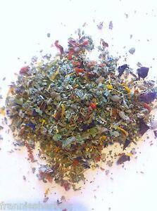 Natural Herbal Smoking Blend (Blue Lotus, Wild Dagga and more)