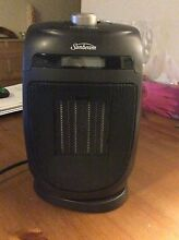 Sunbeam Oscillating Compact Ceramic Heater HE2100 Meadowbank Ryde Area Preview