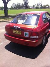 Hyundai accent 2000 St Marys Penrith Area Preview