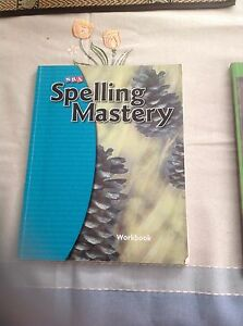 Spelling mastery textbook Eden Hill Bassendean Area Preview