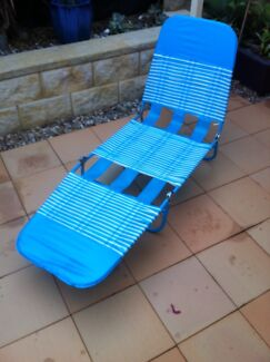 Recliner Pool Chair