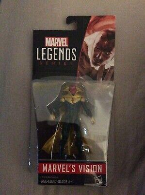 "Marvel's Vision Marvel Legends Series Hasbro 3.75"""