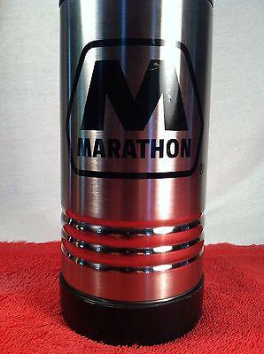 EUC Marathon Gas 1 Quart Stainless Steel Thermos Bottle