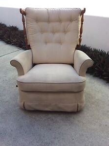 Recliner Rocking Chair Vintage Burleigh Waters Gold Coast South Preview