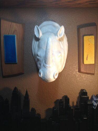 Decorative White Rhino
