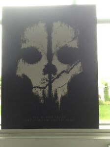 COD Ghosts: limited Edition Strategy Guide