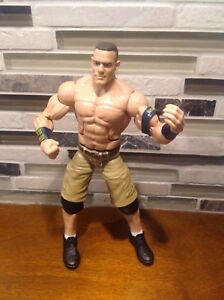 Mattel WWE Action Figure John Cena 2012