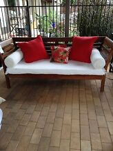 Balinese style daybed Woody Point Redcliffe Area Preview