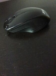 Black Wireless Mouse