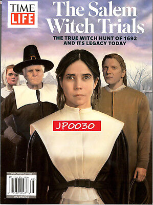 Time Life Special 2018, The Salem Witch Trials, Brand New/Sealed