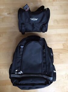 T-Bags Convertible Backrest Backpack - like new condition!