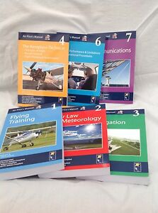 Air Pilot's Manual BOOKS 1-4, 6-7 STUDY PACK *LATEST EDITIONS EASA COMPLIANT*