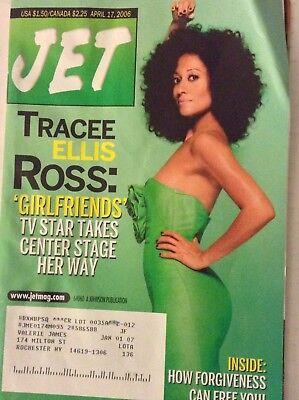 Jet Magazine Tracee Ellis Ross Girlfriends April 17  2006 090417Nonrh