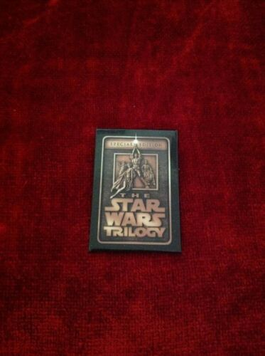 The Star Wars Trilogy Special Edition Promotional Button