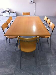 Designer Dining Table & Chairs Burwood Heights Burwood Area Preview