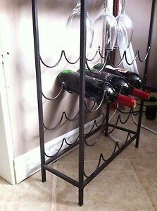 Wine rack  ---very nice