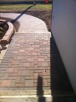 Stone Walkways, Retaining Walls, Landscaping