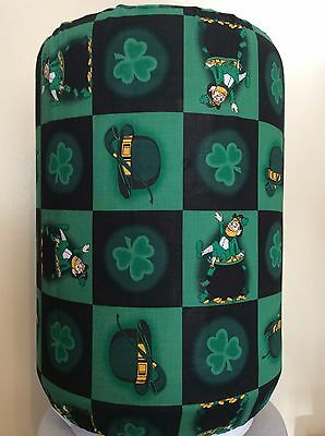 ST. PATRICKS DAY HAT PIPE 5 GALLON WATER COOLER BOTTLE COVER KITCHEN - 5 Gallon Hat