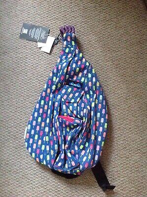 Kavu rope bag rucksack BNWT