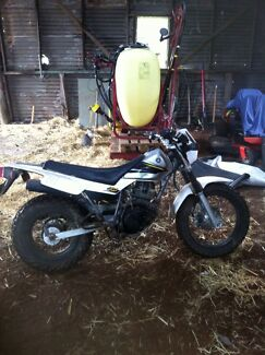 Yamaha TW 200 Moyne Area Preview