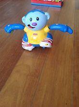 Monkey fisher price toy Drummoyne Canada Bay Area Preview