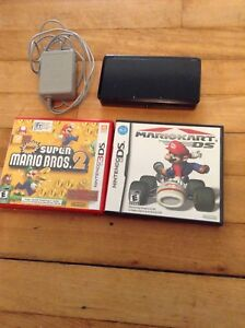 Nintendo 3ds And 5 games