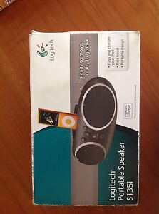 Logitech portable speaker S135i. Welby Bowral Area Preview