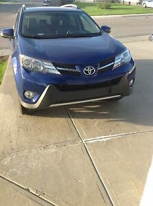 RAV4 2014 AWD limited