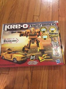 Ultra rare kreo transformers bumblebee [Sealed in box]
