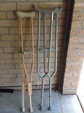 Crutches Tenambit Maitland Area Preview