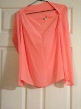 Silk dion lee blouse nude neon Sumner Brisbane South West Preview