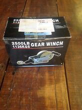 Boat winch Innaloo Stirling Area Preview