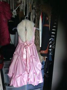 Robe pour fille 5 ans à 7 ans