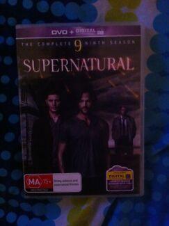 Supernatural Season Nine Kurri Kurri Cessnock Area Preview