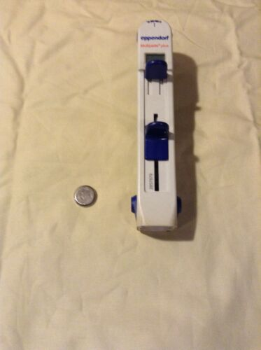 Eppendorf Repeater Plus Digital Pipette pipettor pipetman