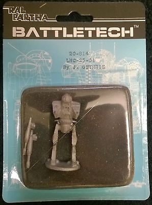Ral Partha Battletech 20-814 LNC-25-01 (Mint, Sealed)