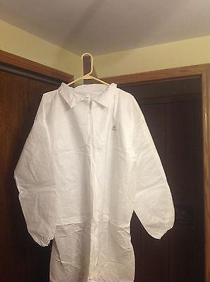 White Snow Goose Posi Wear Ba 3602 Coverall 4xl