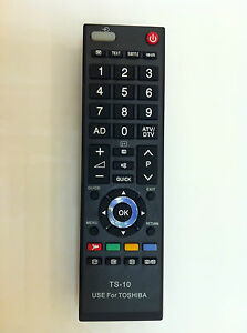 how to set universal remote to toshiba tv