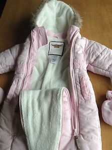 Brand new with tags kushies infant snowsuit