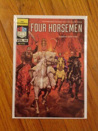 Four Horsemen #16 The Crusaders 1974