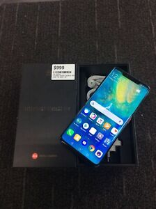 81507 - Huawei Mate20 Pro 128Gb Midnight Blue Frankston Frankston Area Preview