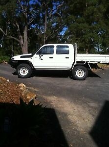 2001 Toyota Hilux Mount Egerton Moorabool Area Preview