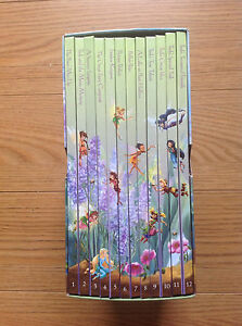 Disney fairies storybook library set of 12