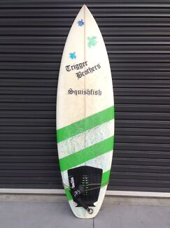 Trigger brothers Shortboard/fish surfboard  Flinders Mornington Peninsula Preview