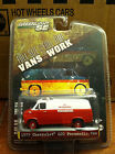 Greenlight Chevrolet Diecast Vans
