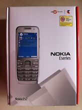 NOKIA E52 series(brand new in sealed box) Mont Albert North Whitehorse Area Preview