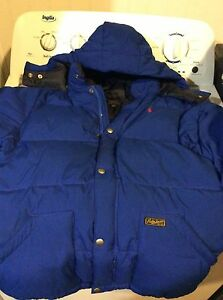 Youth boys RALPH LAUREN down jacket