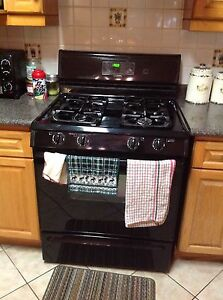 Refrigerator and Gas Stove in good condition
