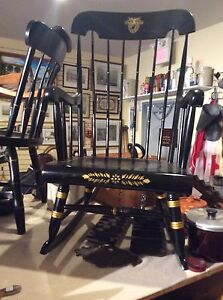 West Point Captain & Mates Chairs.