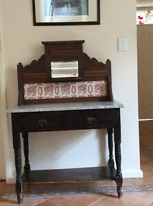 Marble Top Washstand Templestowe Manningham Area Preview